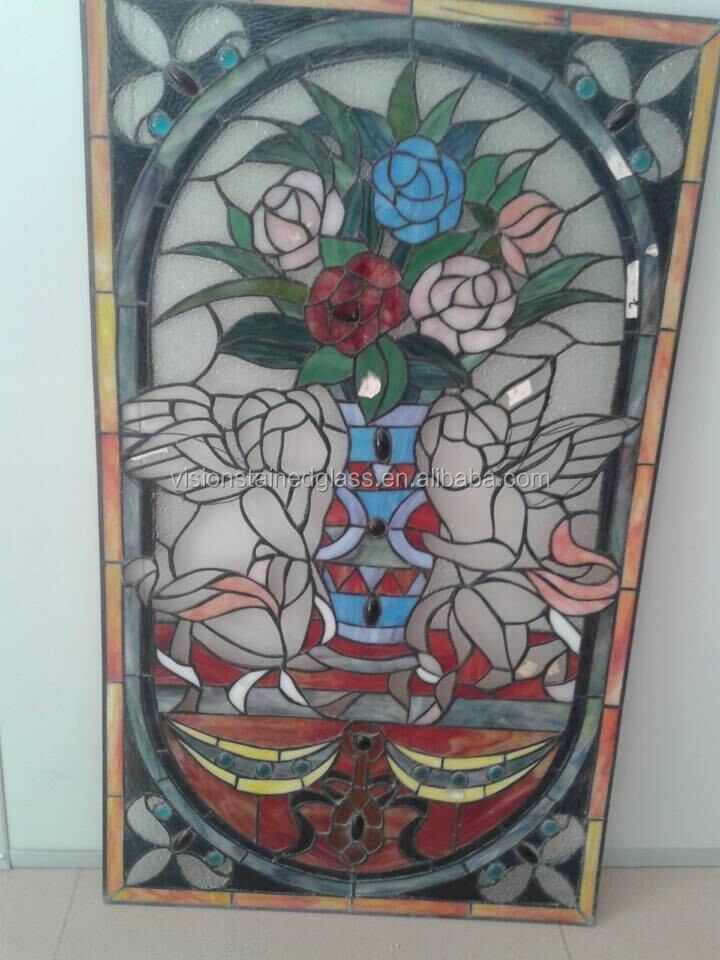 3mm Stained Textured Glass Sheet Manufacturer