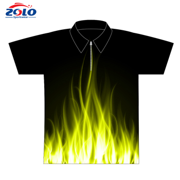 a4fcdc395 New Style Cheap Custom Made Sublimated Bowling Shirts - Buy ...