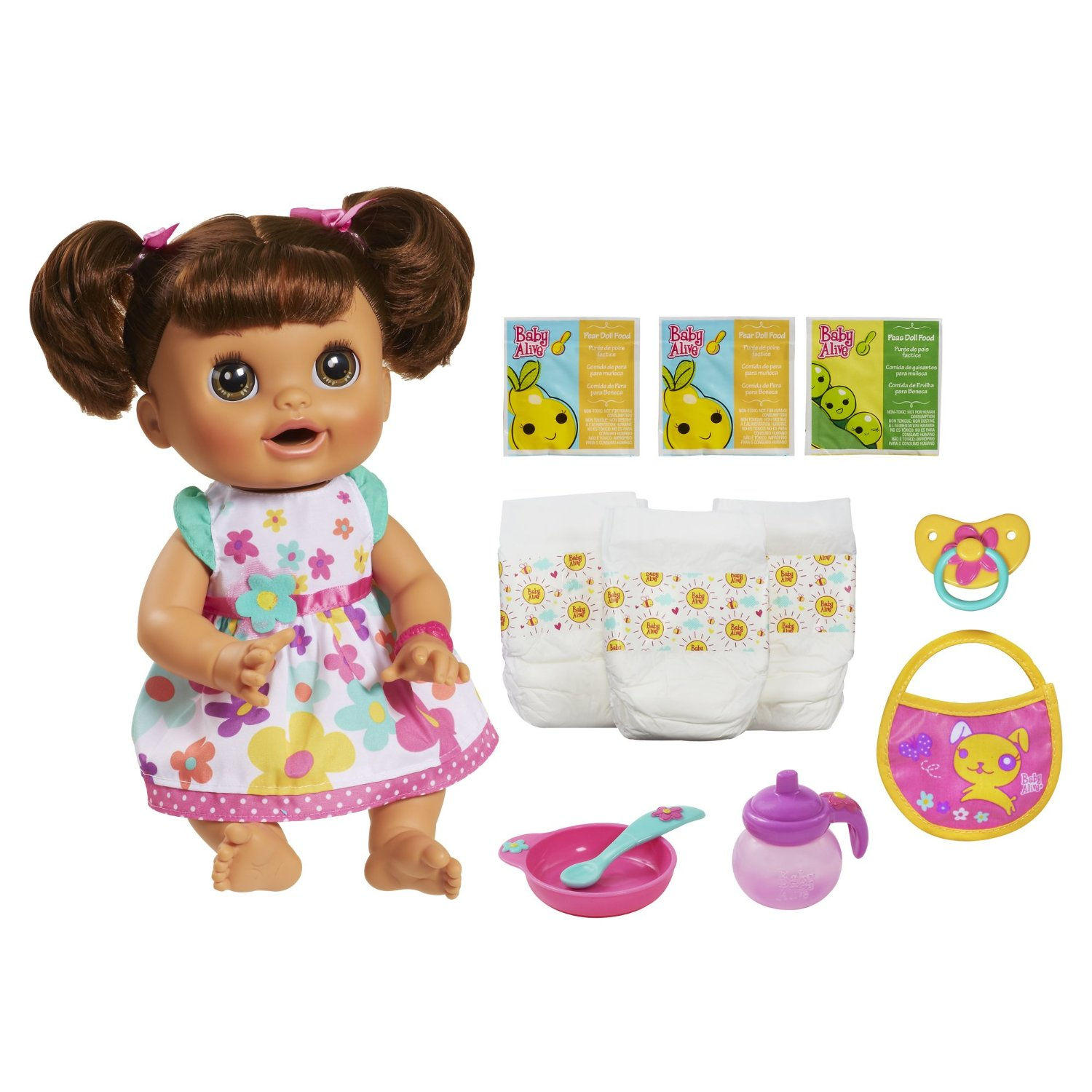 Buy Baby Alive Real Surprises Baby Doll Discontinued by manufacturer