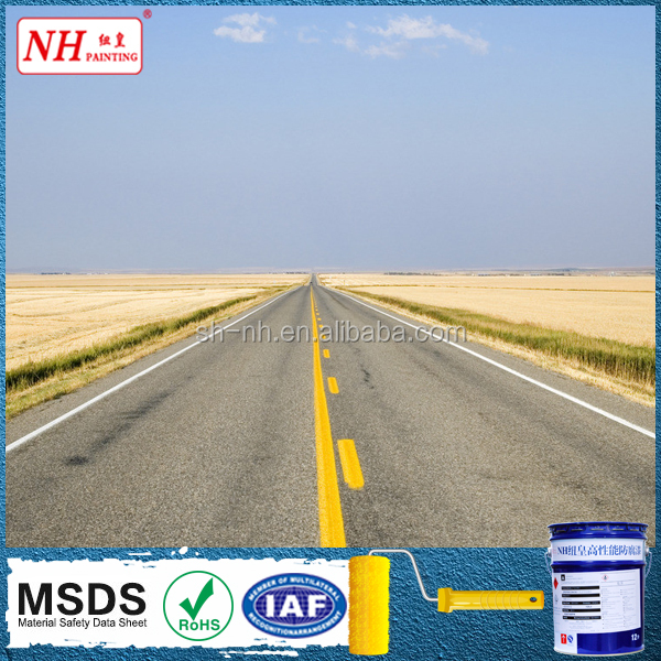 Factory Thermoplastic Traffic Paint