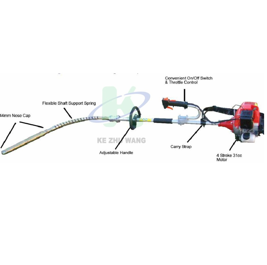 Honda Gx35 1 5hp Portable Engine Vibrator - Buy Portable Engine  Vibrator,Backpack Engine Vibrator,Handy Engine Vibrator Product on  Alibaba com