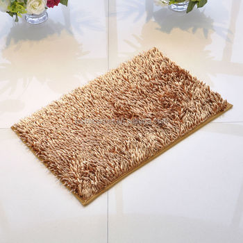 Shaggy carpet shag living room carpet mat with anti slip base