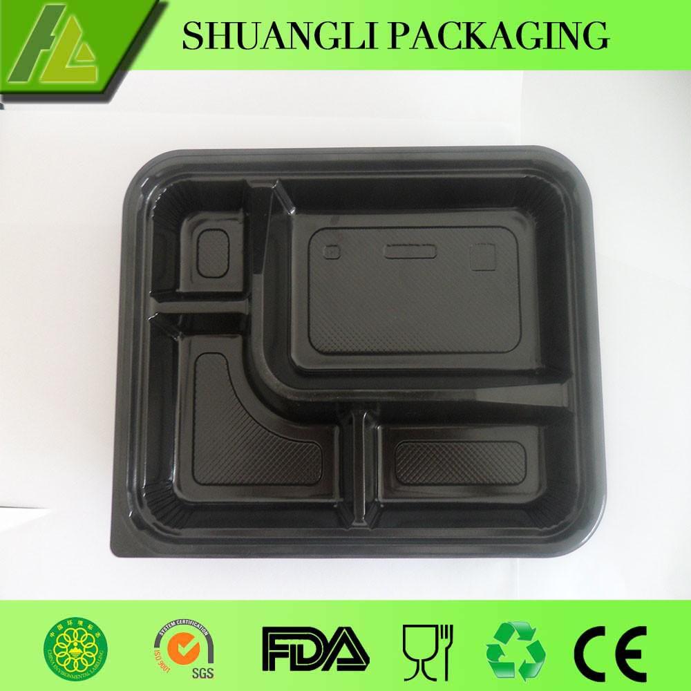 Eco Friendly Plastic Wholesale Microwave Disposable Bento