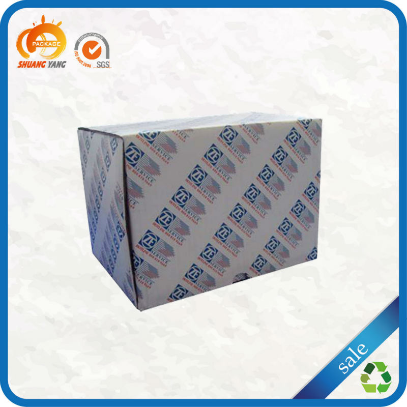 New design customized design recycled corrugated mailing boxes