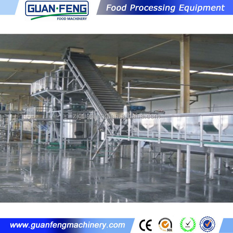 asparagus frozen processing line broccoli production machine vegetable processing machinery line