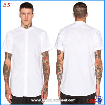 Latest Shirt Designs For Men 2016 Fashion Long Line Oversized T ...