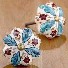 Beautiful Hand Crafted Shabby Chic Knobs and Pulls for Refurbished Furniture