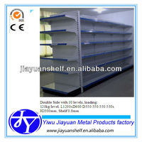 High quality supermarket display gondola shelf equipment