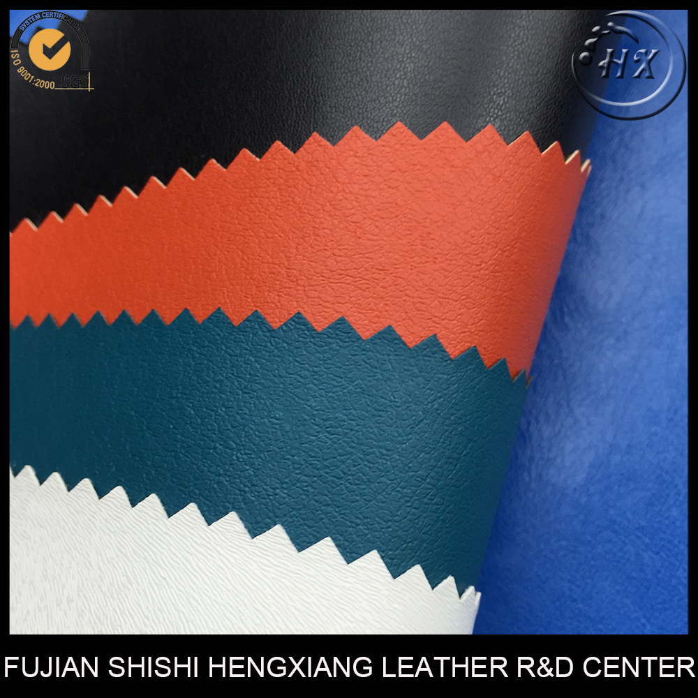 PU Spunlace Fabric Backing Breathable Washable Leather For Shoes Lining