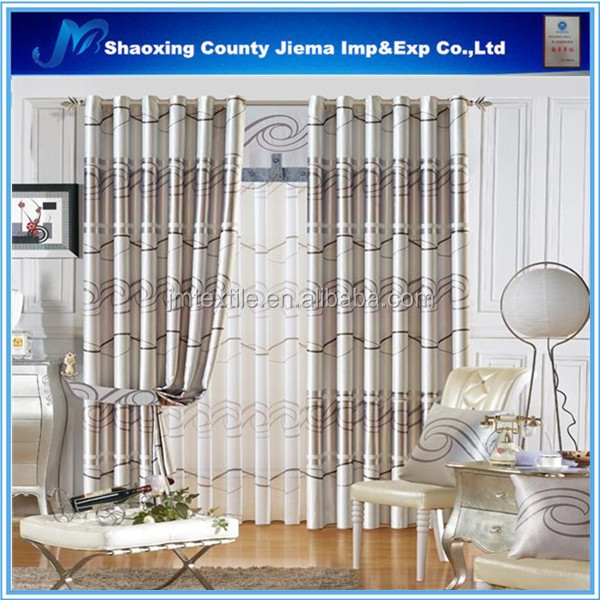 CUR BLACKOUT041 china manufacturer of office drapes and office curtain