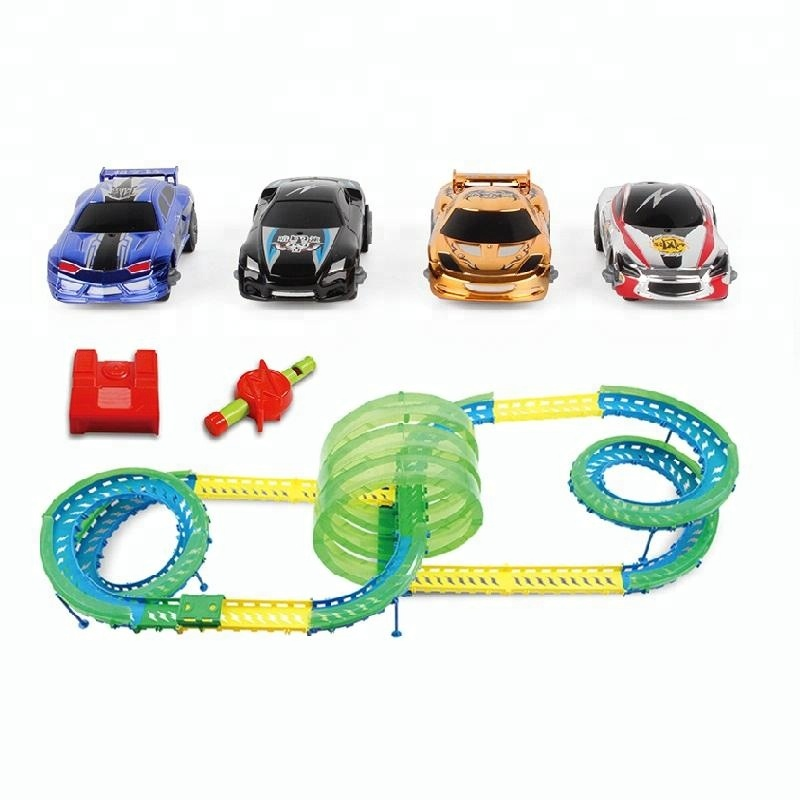 whistle control race track wholesale slot cars