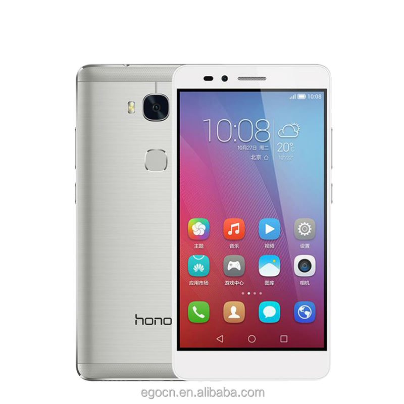 International Firmware Huawei Honor 5X Play 2GB RAM 16GB ROM LTE Cell Phone 5.5''Octa Core Snapdragon 615 64 bit Fingerprin