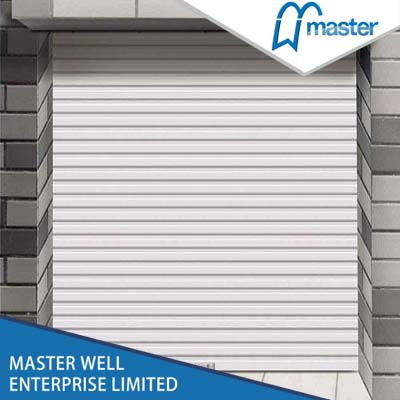 Competitive price auto handle garage roller door