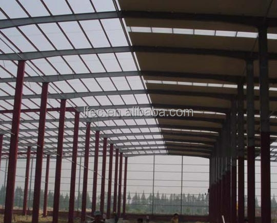easy assemble prefabricated building and construction warehouse