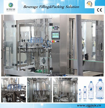 Automatic 3-in-1 Monobloc PET Bottle Water Manufacturing Equipment