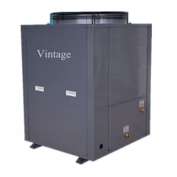 Commercial air energy heatpump air to water