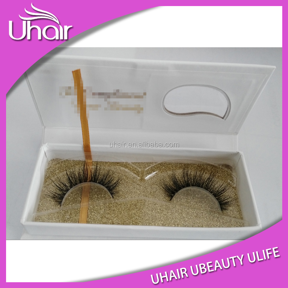 b191691eeba Premium 3D Mink Lashes Private Label False Eyelashes Wholesale 100% Real  Mink Fur Handmade eye