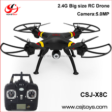Top sales product in China X8C X8W X8G 2.4Ghz 6 Axis Gyro Long distance powerful RC Big Drone Professional with 5MP Camera