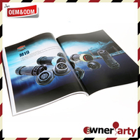 Customized Catalogs By Roland Printing Machine
