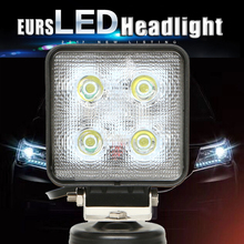 Automobiles & motorcycles led lights EURS 1040S auto led lamp headlight kit 40W 2800LM 6000K 3A work led