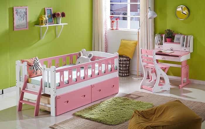 Как выбрать односпальную кровать для ребенка