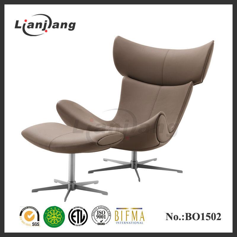 moderne leder schaukel sessel wohnzimmer sessel produkt id. Black Bedroom Furniture Sets. Home Design Ideas