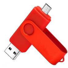 2016 HOT selling OTG usb memory stick for mobile phone and computer
