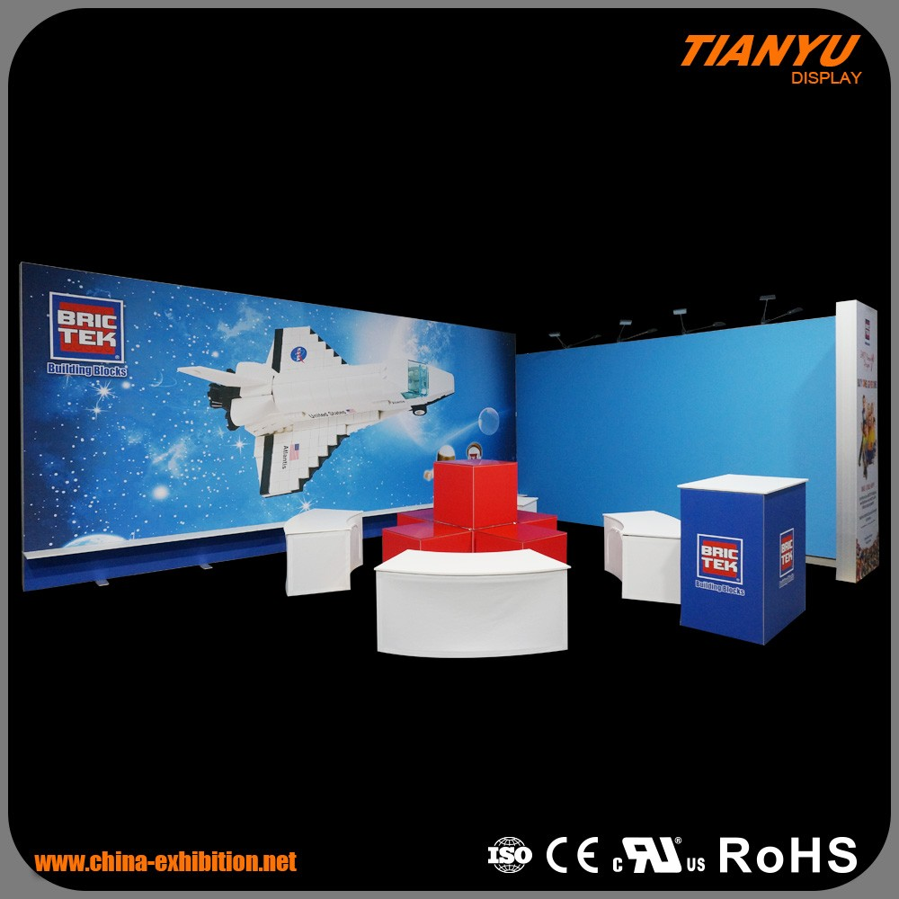 professional manufacturer exhibition trade show fair display