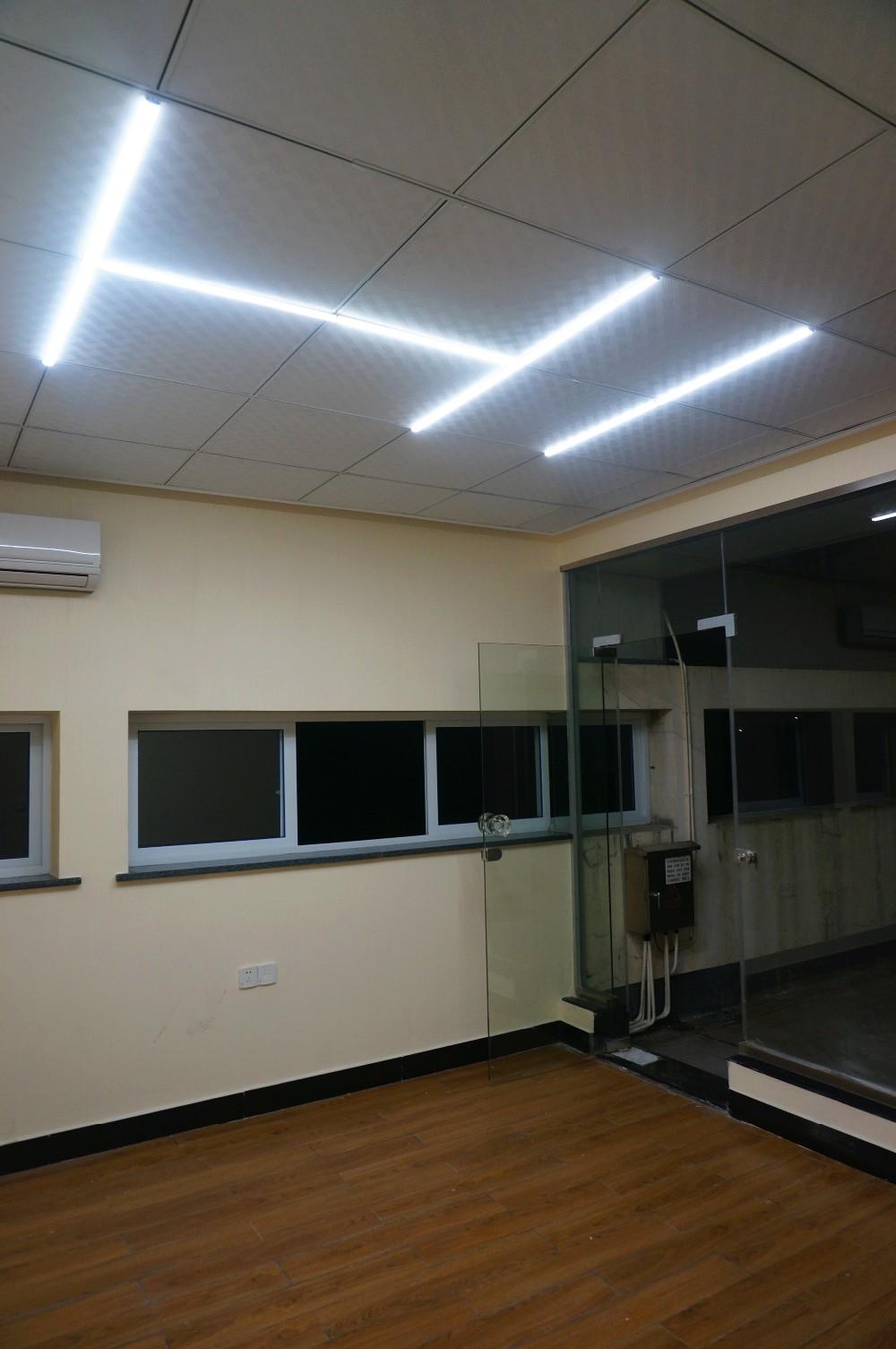Led Panel Light Retrofit Ceiling Grid Light Led Line With Ul ...