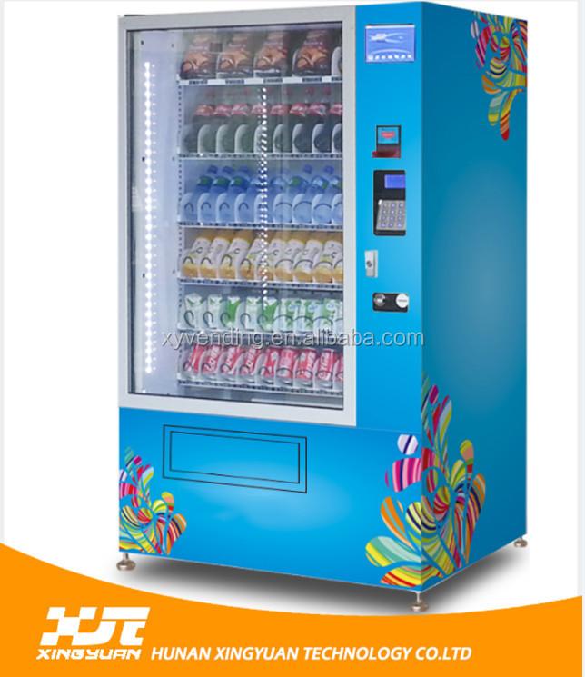 Vending Machine Drinks Beverages Snacks