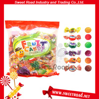 Assorted Ftuit Flavor Hard Sweets Candy