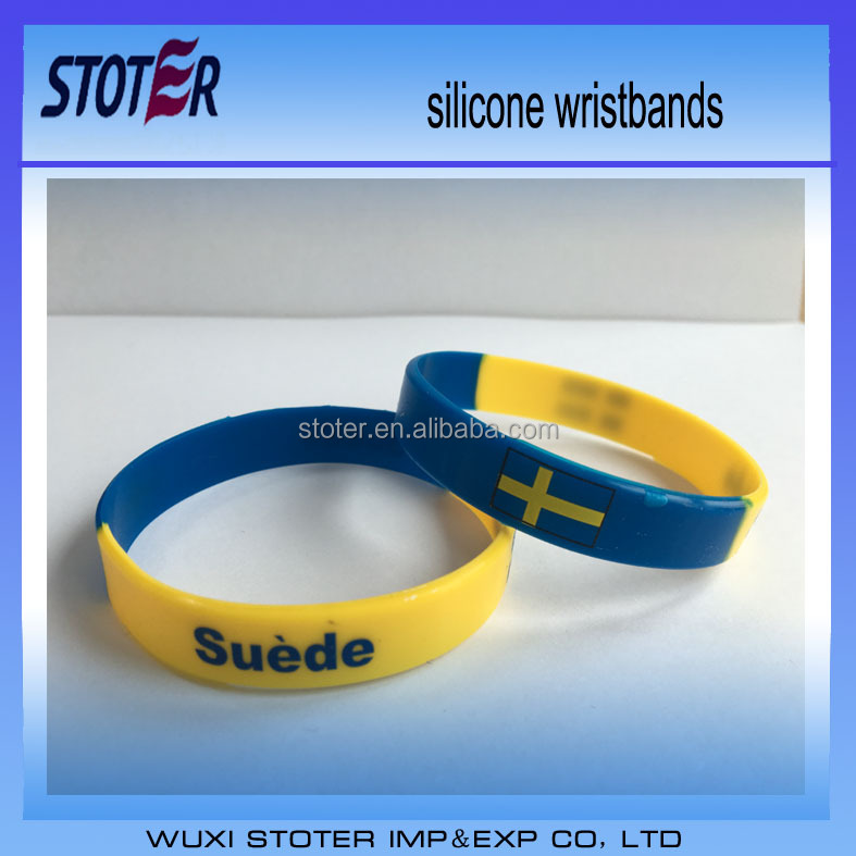 nylon manufacturer disposable rfid wristband supplier bracelet custom wristbands