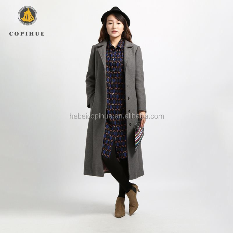 Lady Wool Coat Design, Lady Wool Coat Design Suppliers and ...
