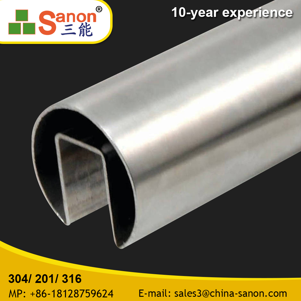 Exported To Iran Market Thin Wall Stainless Steel Tubing
