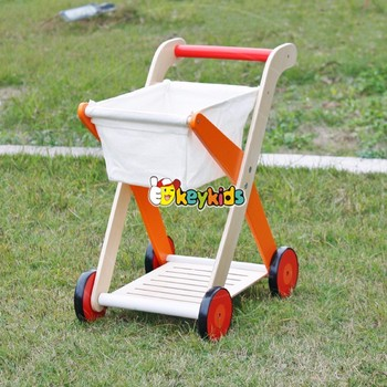 Wholesale Supermarket Child Size Wooden Toy Shopping Cart Best Design Kids Wooden Toy Shopping Cart 16we063 Buy Toy Shopping Carttoy Shopping