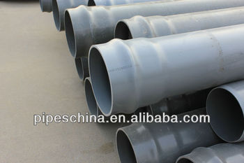 Grey white pvc upvc plastic pipes for water supply buy for White plastic water pipe