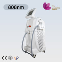 laser hair removal effectiveness 808nm diode laser