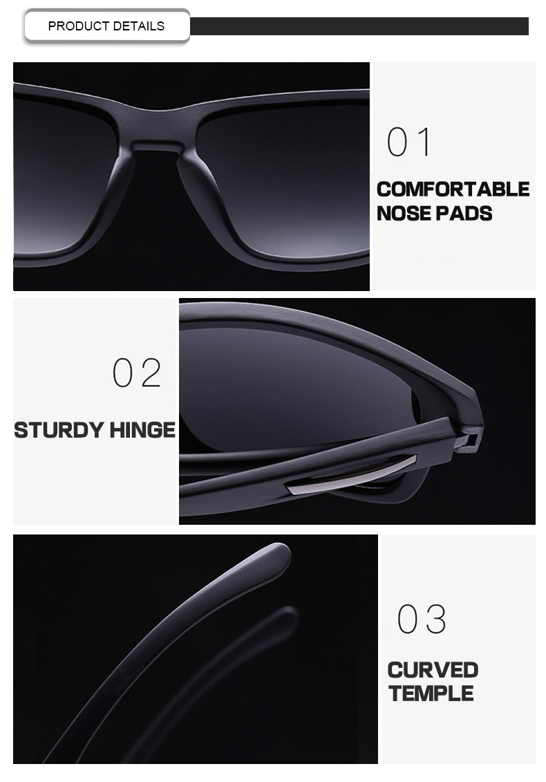 Fuqian what is polarized glasses factory price for men-9