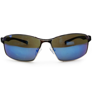 Metal sporty sunglasses Promotional classic cheap goggles sunglasses