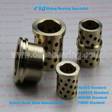 Wearable JDBMold Guide Pin Bushing,Tooling Mold Ejector Pin and Guide Bearing.Guide Pins an Bush For Die Casting Injection Mould