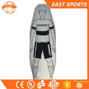 Inflatable soccer training dummy inflatable soccer dummy for sale