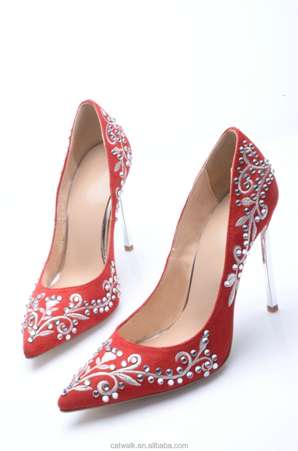 designer red wedding shoes - photo #17
