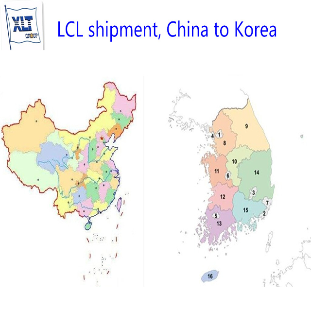 Lcl Shipment From Shenzhen To Korea Shipping Company - Buy International  Express Service,Global Sea Freight,Freight Forwarder Product on Alibaba com