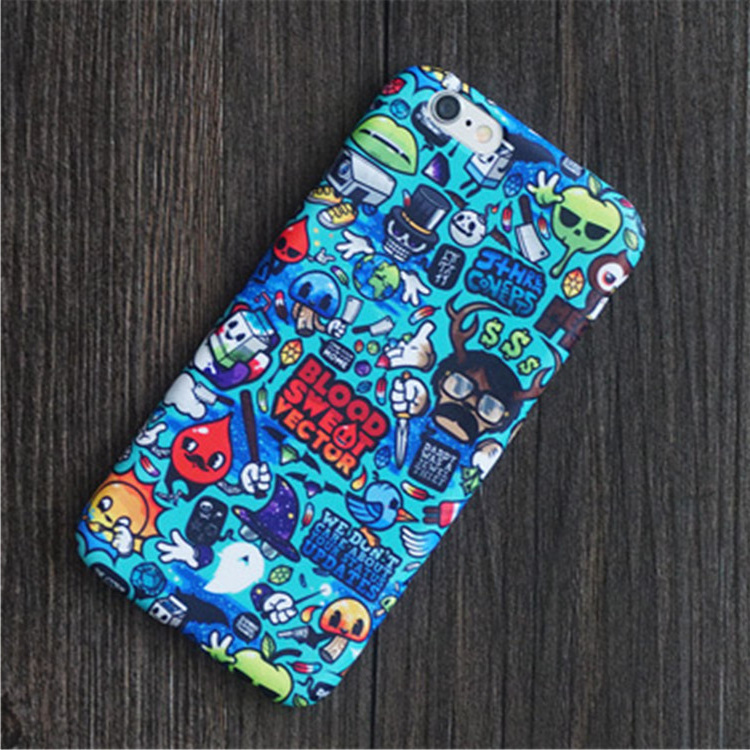 Custom Design Customized Printed DIY Plastic Hard PC Heat Transfer Mobile Phone Case