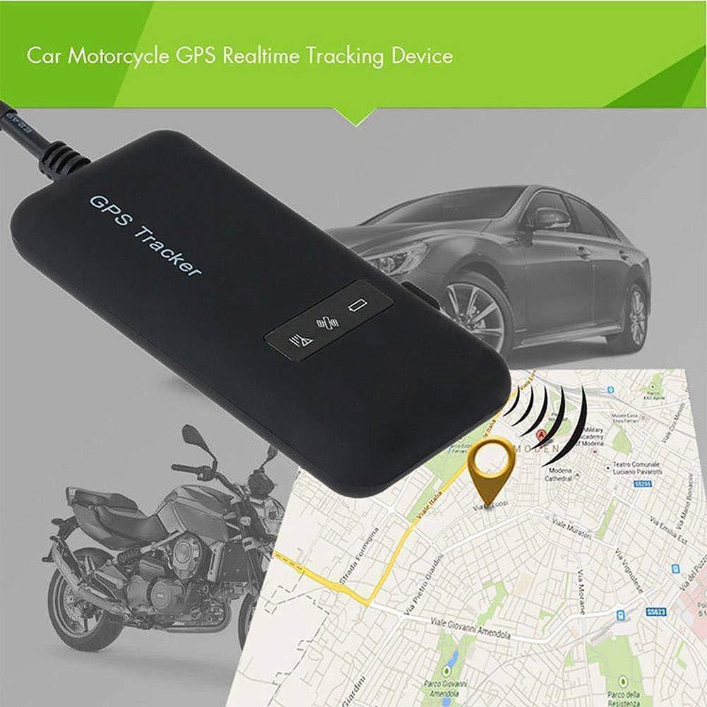 FidgetFidget Tracking Device Mini GPS Realtime Car Tracker Locator GPRS GSM Vehicle/Truck/Van
