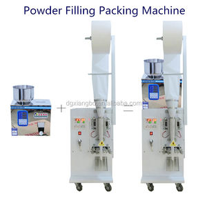 High performance automatic small sachet powder filling machine