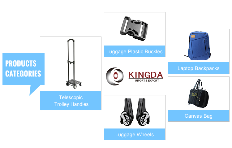 KINGDA 2020 Widely Useful adjustable trolley replacement luggage handle