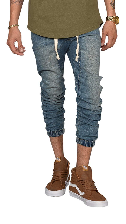 93efcb38a4ceaa Cheap Denim Jogger Pants For Men, find Denim Jogger Pants For Men ...