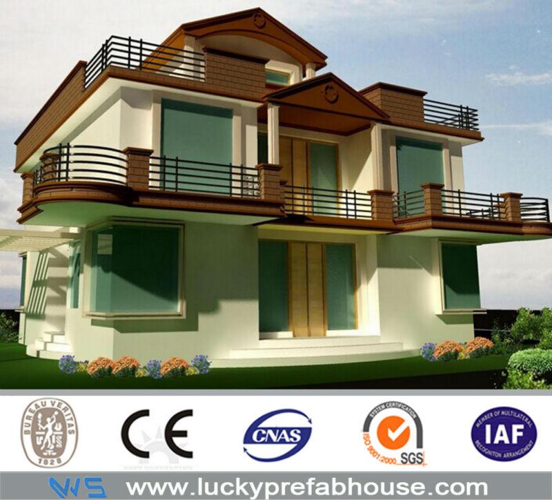 Architectural Design Compound Design House For Sale