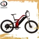 Gaea 2017 enduro high speed full suspension 3kw electric bike,electric bicycle,ebike made in china